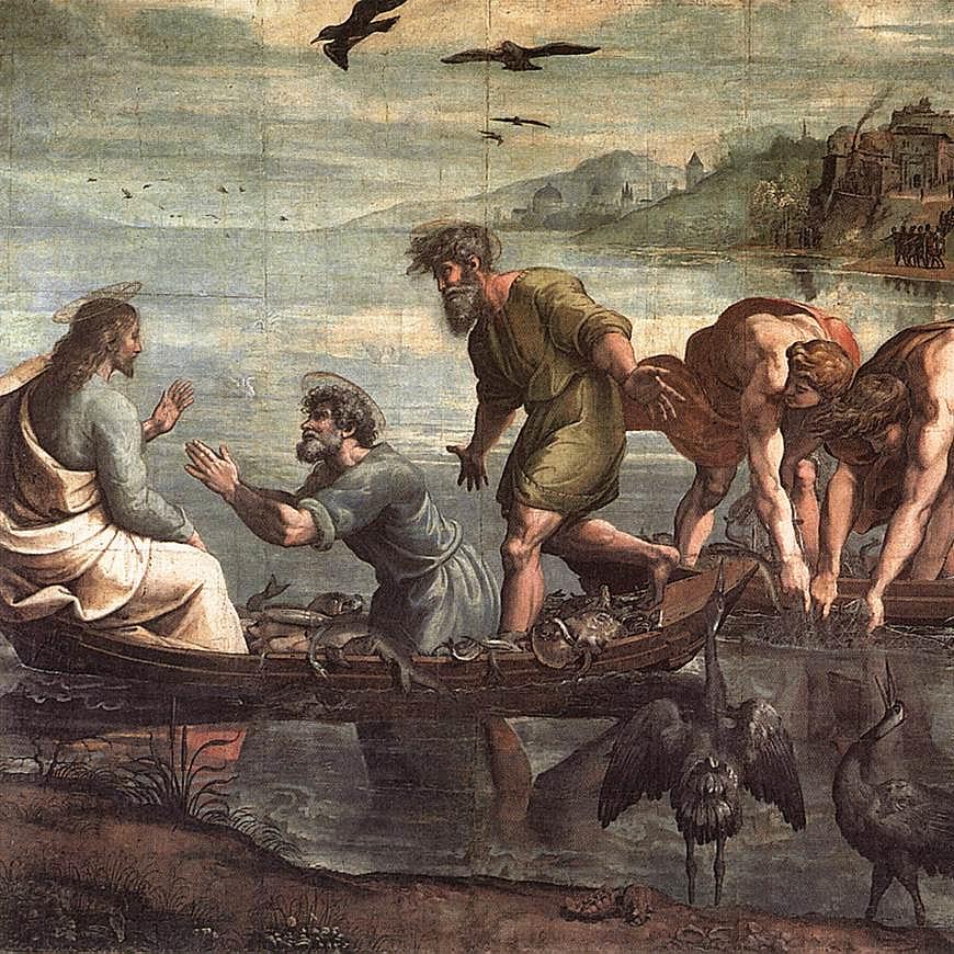 Egyetlen hétre visszatérnek a Sixtus-kápolnába Raffaello falikárpitjai
